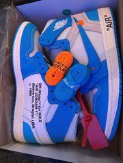 Nike Jordan off white