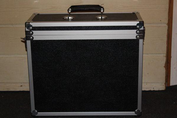 Robuster Transportkoffer für Musik Equipment