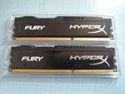 HyperX DIMM 8 GB DDR3-1600