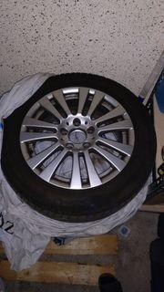 Alufelgen Mercedes C-Klasse Winterräder W204