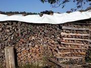 Brennholz Fichte Scheitlänge 1 m