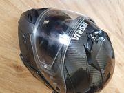 Motorrad helmklappe