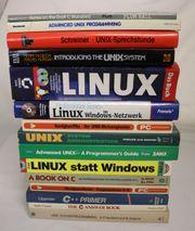 15 x IT- und Informatik-Bücher