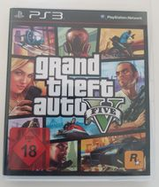 Ps3 Spiel Grand Theft Auto
