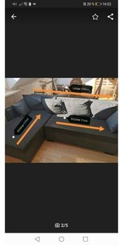 Sofa ausziehbar