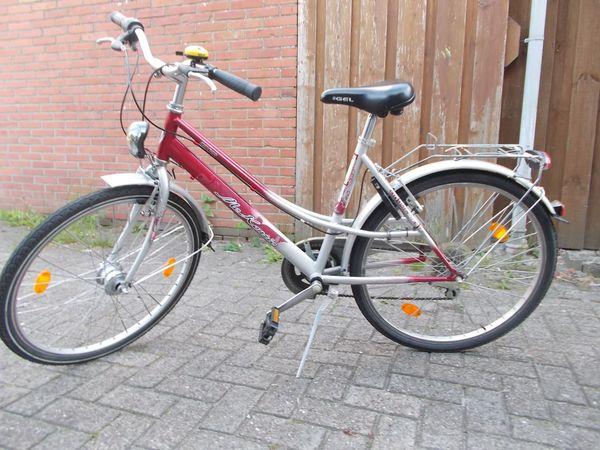 Mädchen Fahrrad 26 Zoll 6