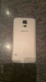 Samsung Galaxy 5 in weiss