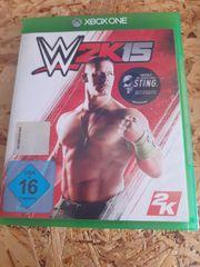 Xbox one Spiel WWE 2k15