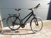 Damen Trekking Bike Marke KRAFTSTOFF