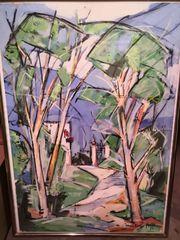 Kunstwerke von Pfälzer Malern