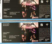 2 Tickets für Metallica FOS1