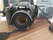 Nikon Coolpix P520 mit viel