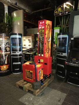 Spiele, Automaten - Magic Hammer Magic Play Amusement