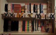 Verschiedene Manga
