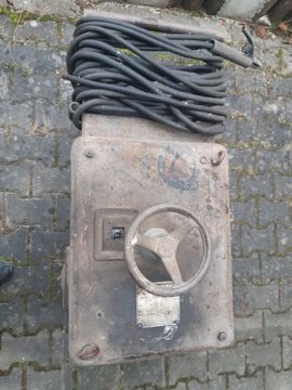 Geräte, Maschinen - Antiker funktionsfähiger Schweiß-Transformator ca 85