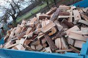 Brennholz ofenfertig mit Lieferung