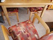 Esszimmer mit Tisch Bank und