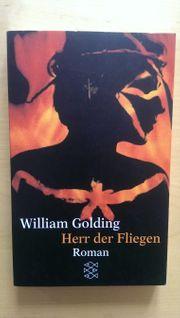 William Golding HERR DER FLIEGEN