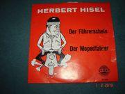 Herbert Hisel 45 er Singles
