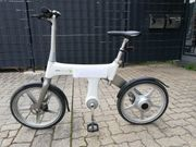 MINI e Bike Sonder Anfertigung