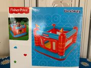 Fisher Price Bestway Hüpfburg