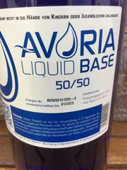 Avoria Liquid Base 50 50 -