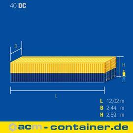 Sonstige Nutzfahrzeuge - 40 fuß Seecontainer NEU Lagercontainer