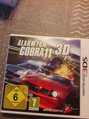 Nintendo 3DS Spiel von Cobra