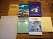 Bücher Papier Wasser Fahrzeuge ab