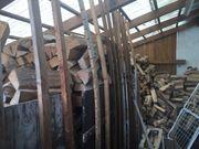 Brennholz Kaminholz Buche trocken