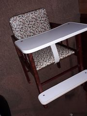 Kindertisch Kinderstuhl Kinderhochstuhl Kombistuhl original