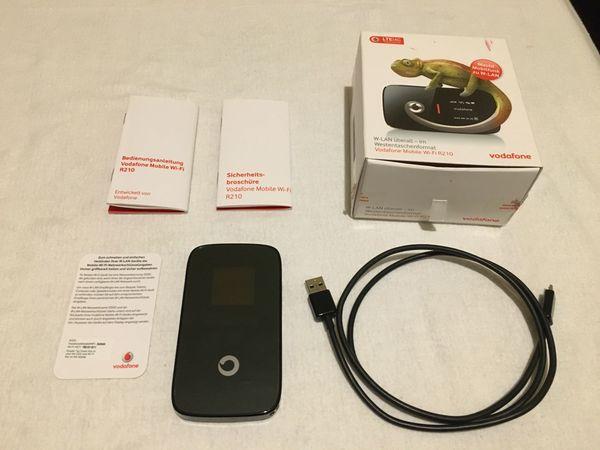 Vodafone R210 4G LTE mobiler