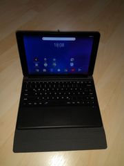 Tablet Tastatur Cover mit Touchpad