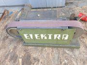 Elektra Beckum Horizontalschleifmaschine