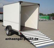 PKW Anhänger Humbaur 1300 kg