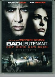DVD Bad Lieutenant