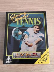 Atari Lynx Jimmy Connors Tennis -