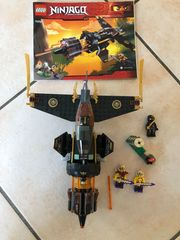 Lego Ninjago SET 70747 und