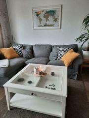 IKEA Liatorp Wohnzimmertisch weiß