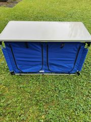 Alu Küchenbox Campingschrank Reiseküche faltbar