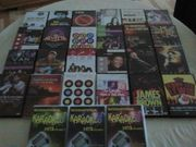 Musik DVD-Kollektion 27 DVD s