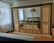 Versace schlafzimmer mit versace sideboard