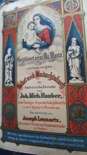 Gebets- und Andachtsbuch für katholische
