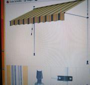 Balkonmarkise Neu mit Handkurbel UV