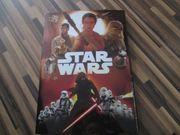 Star Wars Sammelalbum von REWE