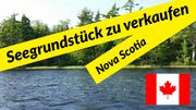 Verkaufe Seegrundstück in Kanada