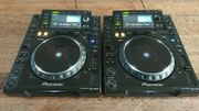 2x Pioneer CDJ-2000 MULTIPLAYER DJ