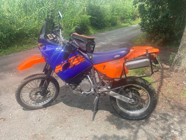 KTM 640LC4 Adventure R