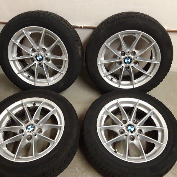 BMW Winterreifen Felge