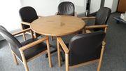 Retro Kommode Sideboard Spiegel Tisch